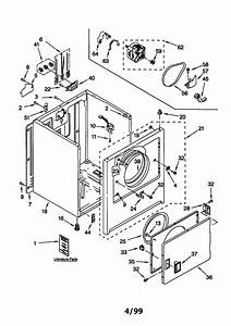 Kenmore Electric Dryer Parts