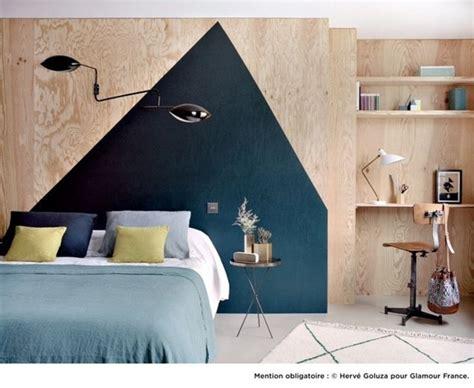 chambre peinte en bleu 1000 idées sur le thème chambres bleu foncé sur