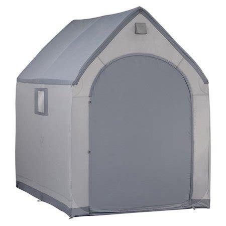 shed up pop up storage house shed 90 quot x 72 quot x 96 quot walmart