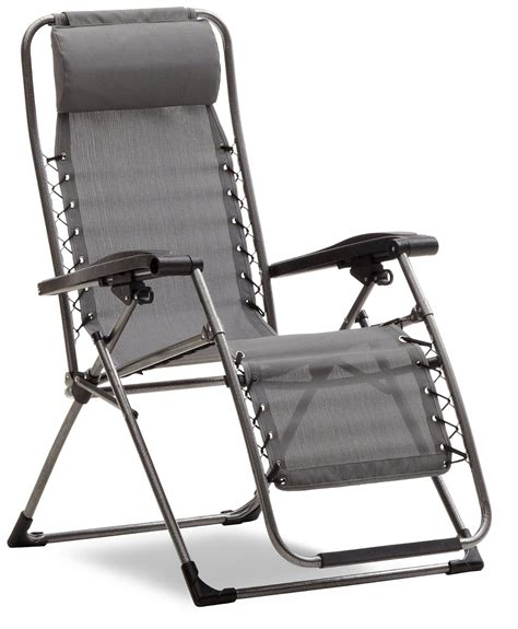strathwood anti gravity adjustable recliners 49 99 from