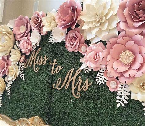 flower wall ideas  pinterest office party