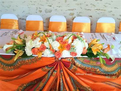 Mariage Decoration Traditional African Deco Africain Wax