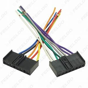 Ford Stereo Wiring Harnes Adapter