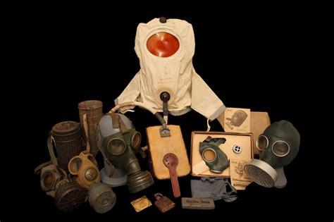 ww german gas masks