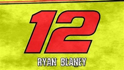 Blaney Ryan Nascar Monster Energy Penske Team