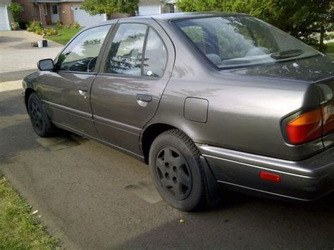 buy car manuals 1994 infiniti g free book repair manuals buy used 1993 infiniti g20 sedan 5 spd manual no reserve in north york ontario canada