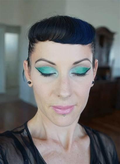 Makeup Eye Looks Cat Artist Cairns Professional
