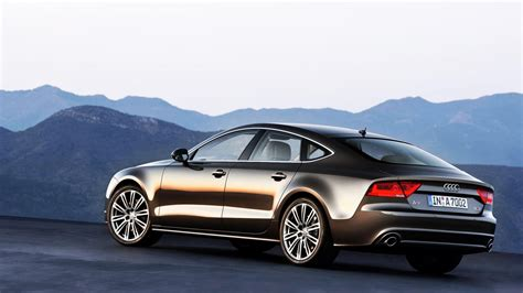 audi a7 review and photos