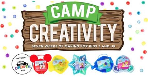 check  camp creativity   kids  michaels