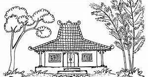 430 Koleksi Rumah Adat Jawa Yang Mudah Di Gambar Terbaru