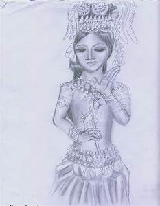 Apsara Dancer by StelmariaonE7 on deviantART