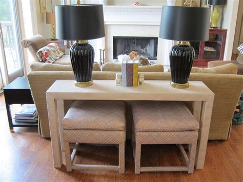 sofa table and stools sofa table design sofa table with stools best classic