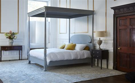 Reeded Luxury Four Poster Bed