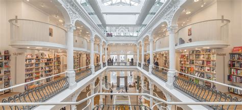 Amazing Loft Apartment Inside 19th Century Building by Carturesti Carusel A 19th Century Building Regained