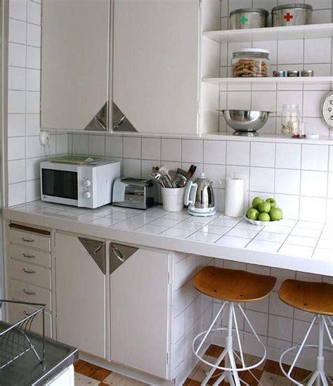 trucos de decoracion de cocinas pequenas