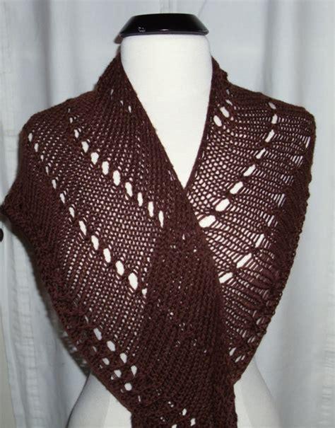 Simple Knit Shawl Pattern Erieairfair