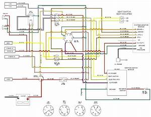 Wiring Diagram For Cub Cadet Lt1045
