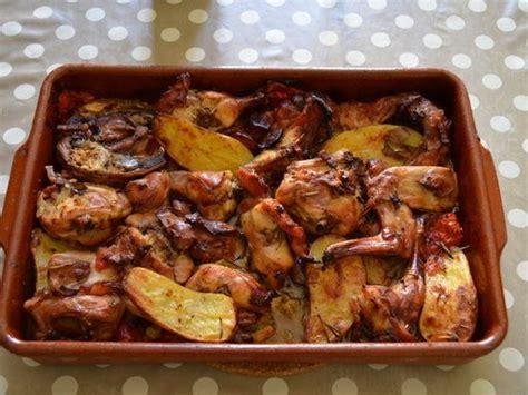 de cuisine qui cuit lapin rôti au four qui cuit tout seul recette nature