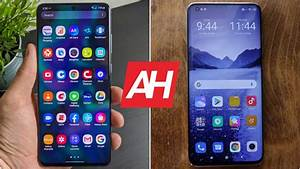 Phone Comparisons  Samsung Galaxy S20 Ultra Vs Xiaomi Mi