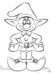 jak narysowac elfa krok po kroku rysowanie elfa With 10 dancing leds