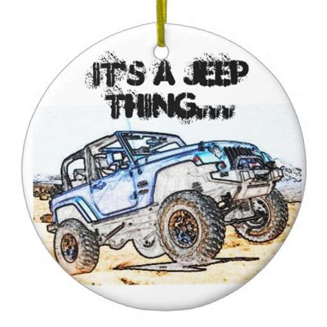 jeep wrangler christmas ornament 28 best images about jeep for the holidays on pinterest