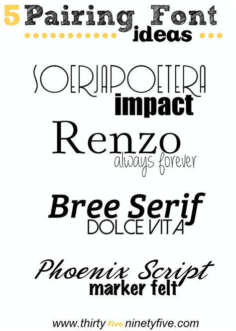123 best font combos images on pinterest beautiful lyrics and projects