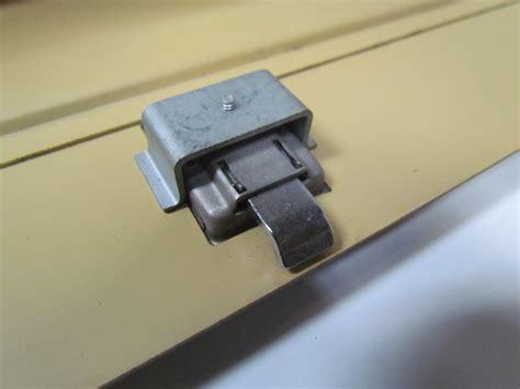 Lab Volt Drop Down Door Slide Out Drawer Storage Cabinet 11-3/4