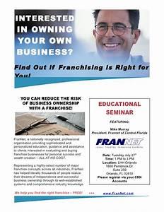 Fran Net Seminar Flyer 7 27 10