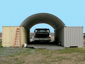 Shipping Container Roof Kit