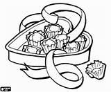 Doces Colorir Caixa Kleurplaat Kleurplaten Candy Desenho Caramelle Coloring Snoepjes Scatola Colorare Desenhos Imprimir Disegni Dolci Crush Uma Suikergoed Guloseimas sketch template