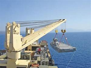 Noble Midas holds first Marine equipment offload since ...