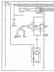 Ac Wiring Diagrams 90 93 Acura Integra