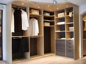 Plan Dressing En U : dressing placard cr aconcept agencementcr aconcept agencement ~ Melissatoandfro.com Idées de Décoration