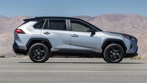 2019 Toyota Rav4 Hybrid First Test