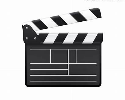 Clapboard Reel Film Filmstrip Negative Roll Camera