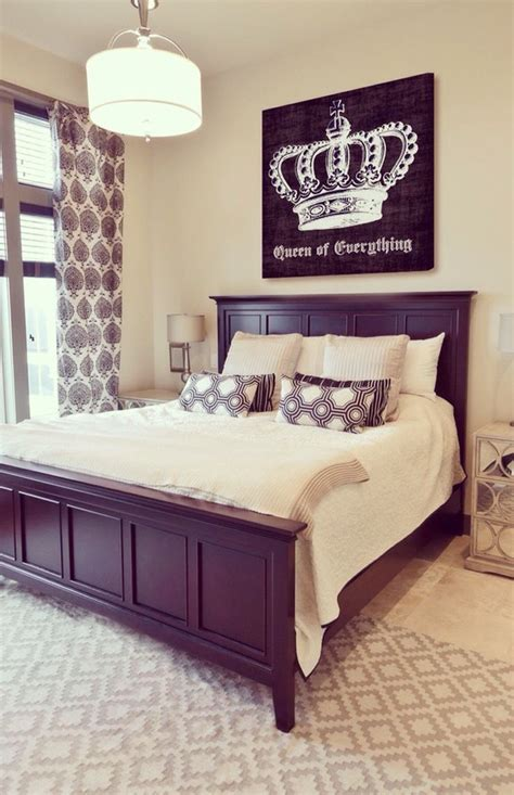 King Bed Decor Ideas by The Bed Because I Am The Of Everything