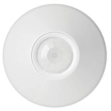 ceiling mount occupancy sensor home depot lithonia lighting extended range 360 degree motion