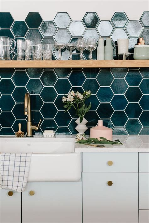 hexagon tile kitchen diy all citrus infused cleaners and an ode to 1614