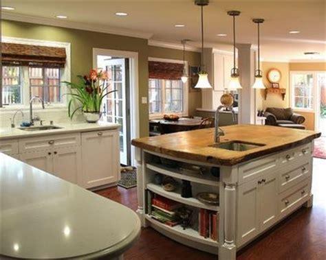 cuisine americaine ilot central modele de cuisine americaine avec ilot central cuisine en image