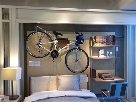 Apartment Bike Rack Solutions by Bike Rack For Apartment Solution To Hang Your