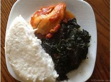 National Dish Ugali Of Kenya 123Countriescom
