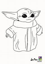 Coloring Yoda Baby Pages Printable Cartoon Adult Printables Italks Colorful Adults Popular Info sketch template