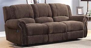 Small chair sofa shiny modern small space sectional for Reclining sectional sofa for small space