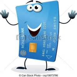 Cartoon Credit Card Clip Art