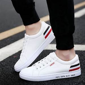 2017 Men'S Casual Shoes Trend Korea Spring Student Shoe ...