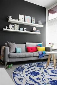 Wandfarben Ideen Wohnzimmer : wohnzimmer ideen grau gr n raum und m beldesign inspiration ~ Lizthompson.info Haus und Dekorationen