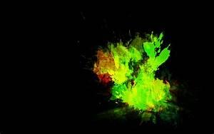 Green Splatter Backgrounds   www.imgkid.com - The Image ...