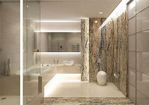 Salle De Bain Moderne En Marbre Deco Maison Moderne