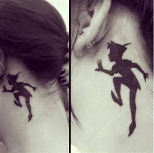 Peter Pan's Shadow | Tattoos and Piercings | Pinterest ...