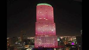Miami Tower Philips Color Kinetics